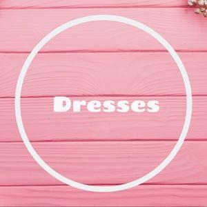Dresses listed below
